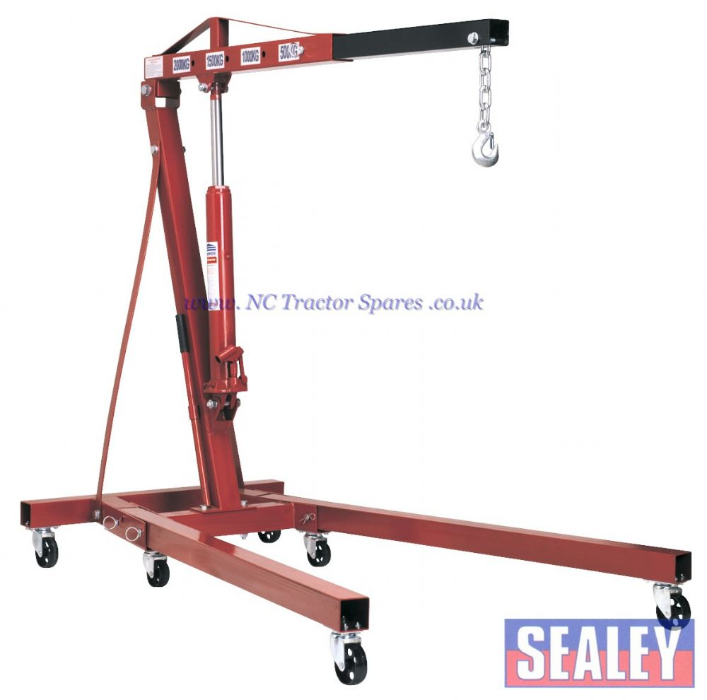 Folding Engine Crane 2tonne.